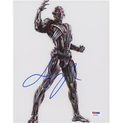 "James Spader Signed ""Avengers: Age of Ultron"" 8x10 Photo (PSA COA)"