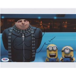 "Steve Carell Signed ""Despicable Me"" 8x10 Photo (PSA COA)"