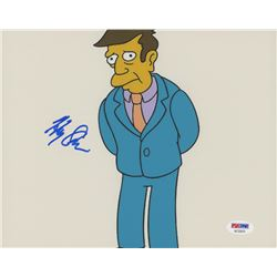 "Harry Shearer Signed ""The Simpsons"" 8x10 Photo (PSA COA)"