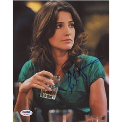 "Cobie Smulders Signed ""How I Met Your Mother"" 8x10 Photo (PSA COA)"