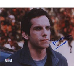 "Ben Stiller Signed ""Meet the Parents"" 8x10 Photo (PSA COA)"