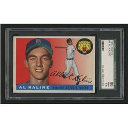 1955 Topps #4 Al Kaline (SGC 7.5)