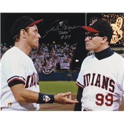 "Corbin Bernsen Signed ""Major League"" 8x10 Photo Inscribed ""Dorn"" (MAB Hologram)"
