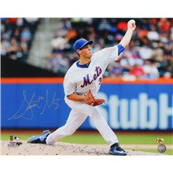 Steven Matz Signed New York Mets 16x20 Photo (MAB Hologram)
