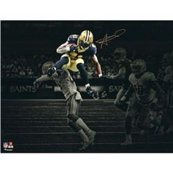 Alvin Kamara Signed New Orleans Saints 11x14 Photo (Fanatics Hologram)