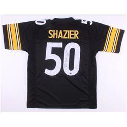Ryan Shazier Signed Pittsburgh Steelers Jersey (Schwartz COA)