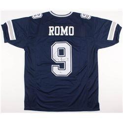Tony Romo Signed Dallas Cowboys Jersey (Beckett COA)