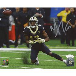 Michael Thomas Signed New Orleans Saints 8x10 Photo (JSA COA)