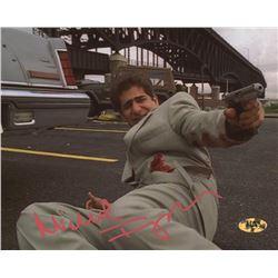 "Michael Imperioli Signed ""The Sopranos"" 8x10 Photo (MAB Hologram)"