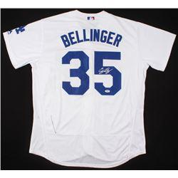 Cody Bellinger Signed Los Angeles Dodgers Jersey (PSA COA)