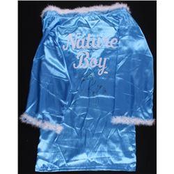 "Ric Flair Signed ""Nature Boy"" Wrestling Robe Inscribed ""Nature Boy""  ""16x"" (JSA COA)"