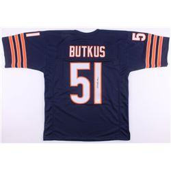 Dick Butkus Signed Chicago Bears Jersey (JSA COA)