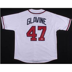 Tom Glavine Signed Atlanta Braves Jersey (JSA COA)