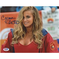 Carmen Electra Signed 8x10 Photo (PSA COA)