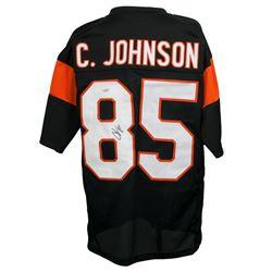 "Chad ""Ochocinco"" Johnson Signed Cincinnati Bengals Jersey (TriStar Hologram)"