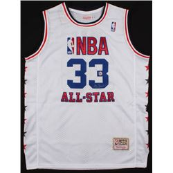 Larry Bird Signed 1990 NBA All-Star Jersey (Bird Hologram)