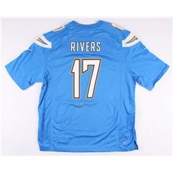 Philip Rivers Signed Los Angeles Chargers Jersey (Beckett Hologram)