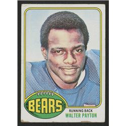 1976 Topps #148 Walter Payton RC