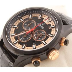 Jules Breting Nostromo Men's Swiss Chronograph Watch