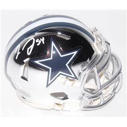 Jaylon Smith Signed Dallas Cowboys Chrome Speed Mini Helmet (JSA COA)