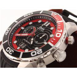 Brandt  Hoffman Epicenter Men's Swiss Chronograph Diver Watch