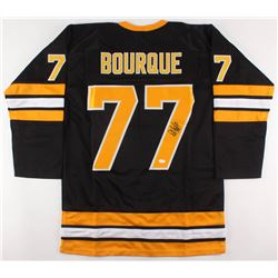 Ray Bourque Signed Boston Bruins Jersey (JSA COA)