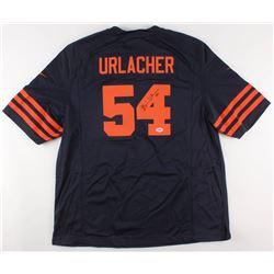 Brian Urlacher Signed Chicago Bears Color Rush Jersey (PSA COA)