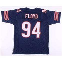 Leonard Floyd Signed Chicago Bears Jersey (JSA COA)
