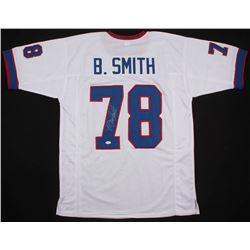 Bruce Smith Signed Buffalo Bills Jersey (JSA COA)