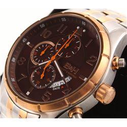 Brandt  Hoffman Sagan Men's Chronograph Watch