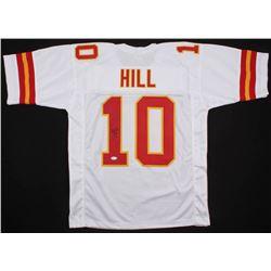 Tyreek Hill Signed Kansas City Chiefs Jersey (JSA Hologram)