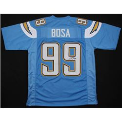 Joey Bosa Signed Los Angeles Chargers Jersey (JSA COA)