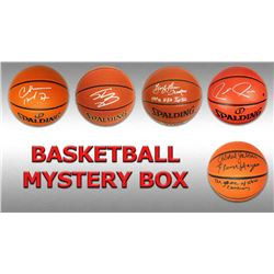 Schwartz Sports Basketball Superstar Signed Mystery Box Basketball - Series 9 (Limited to 100) (Pris