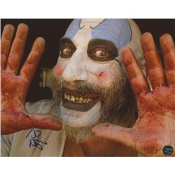 """Sid Haig Signed """"The Devil's Rejects"""" 8x10 Photo (Legends COA)"""