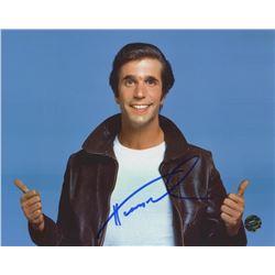 "Henry Winkler Signed ""Happy Days"" 8x10 Photo (Legends COA)"