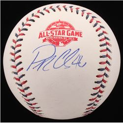 Patrick Corbin Signed 2018 All-Star Game Logo Baseball (JSA COA)
