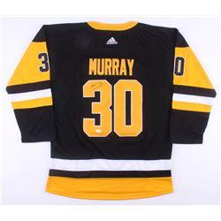 Matt Murray Signed Pittsburgh Penguins Jersey (JSA COA)