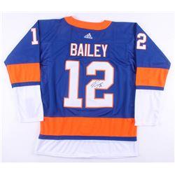 Josh Bailey Signed New York Islanders Jersey (JSA COA)