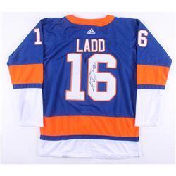 Andrew Ladd Signed New York Islanders Jersey (JSA COA)