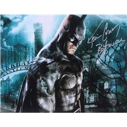 "Kevin Conroy Signed ""Batman"" 10x13 Photo Inscribed ""Batman"" (Legends COA)"