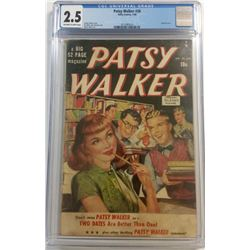 "1950 ""Patsy Walker"" Issue #26 Atlas Comic Book (CGC 2.5)"