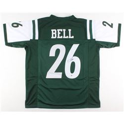 Le'Veon Bell Signed New York Jets Jersey (Beckett COA)