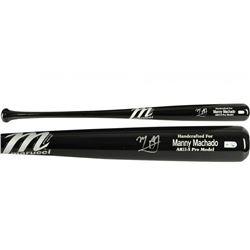 Manny Machado Signed Marucci Player Model AR13-S Baseball Bat (Fanatics Hologram)