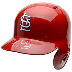 Paul Goldschmidt Signed St. Louis Cardinals Full-Size Batting Helmet (Fanatics Hologram)