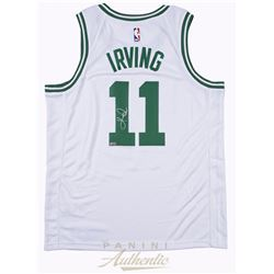 Kyrie Irving Signed Boston Celtics Jersey (Panini COA)