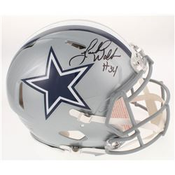 Herschel Walker Signed Dallas Cowboys Full-Size Authentic On-Field Speed Helmet (Beckett COA)