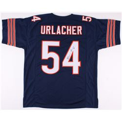 Brian Urlacher Signed Chicago Bears Jersey (JSA COA)