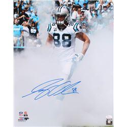 Greg Olsen Signed Carolina Panthers 16x20 Photo (JSA COA)