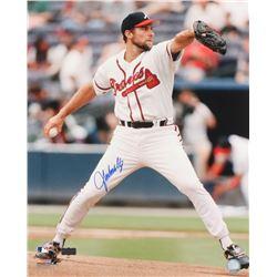 John Smoltz Signed Atlanta Braves 16x20 Photo (Radtke COA)