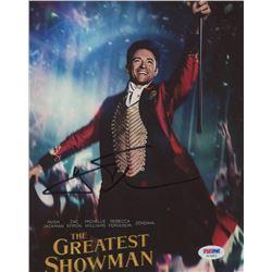 "Hugh Jackman Signed ""The Greatest Showman"" 8x10 Photo (PSA COA)"